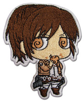 Attack on Titan SD Sasha Iron on Patch GE44797 *NEW* - $9.99