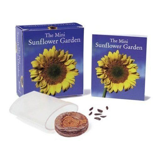 THE MINI SUNFLOWER GARDEN MINI BOOK KIT New