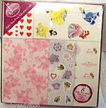 DISNEY PRINCESSES MAKE-YOUR-OWN #8 VALENTINE CARDS New - $9.79