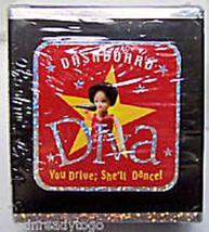 DASHBOARD DIVA YOU DRIVE SHE'LL DANCE MINI BOOK KIT - $9.79