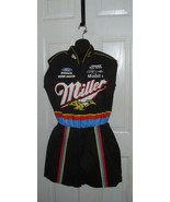 New Collectible RUSTY WALLACE Miller Genuine Draft Ladies XL ROMPER - $68.59