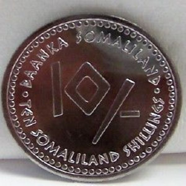 SOMALILAND VIRGO 6TH SIGN OF ZODIAC BIRTHDAY 2006 COIN Uncirculated