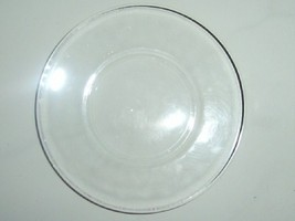 Vintage (4) Clear Depression Glass Collectibles Side Salad Plates - $32.58