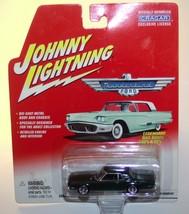 Johnny Lightning 2002 Legendary Bad Birds 1968 Thunderbird Dark Green - $6.99