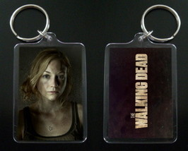 THE WALKING DEAD keychain / keyring BETH GREENE - $7.91