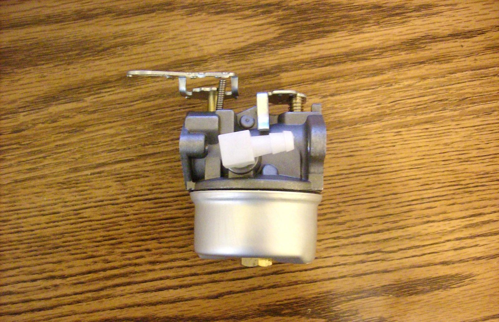 Tecumseh HSK40, HSK50, HSSK50, HS50 carburetor 640084, 640084B, 632107, 632107A