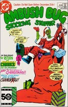 DC AMBUSH BUG STOCKING STUFFER #1 VF - $0.99