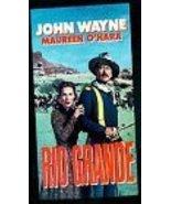 Rio Grande [VHS] [VHS Tape] (1999) John Wayne; Maureen O'Hara; Ben Johns... - $2.96