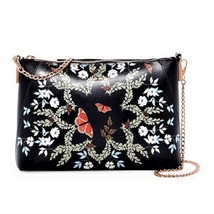 Ted Baker London Marissa Kyoto Gardens Leather Crossbody Bag - $129.99