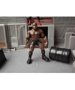 "Jakks Pacific WWE Micro Aggression Bobby Lashley Action Figure 2"" - $12.19"