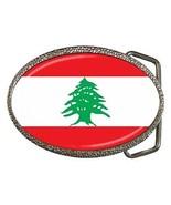 Lebanon Flag Belt Buckle Lebanese - $7.52
