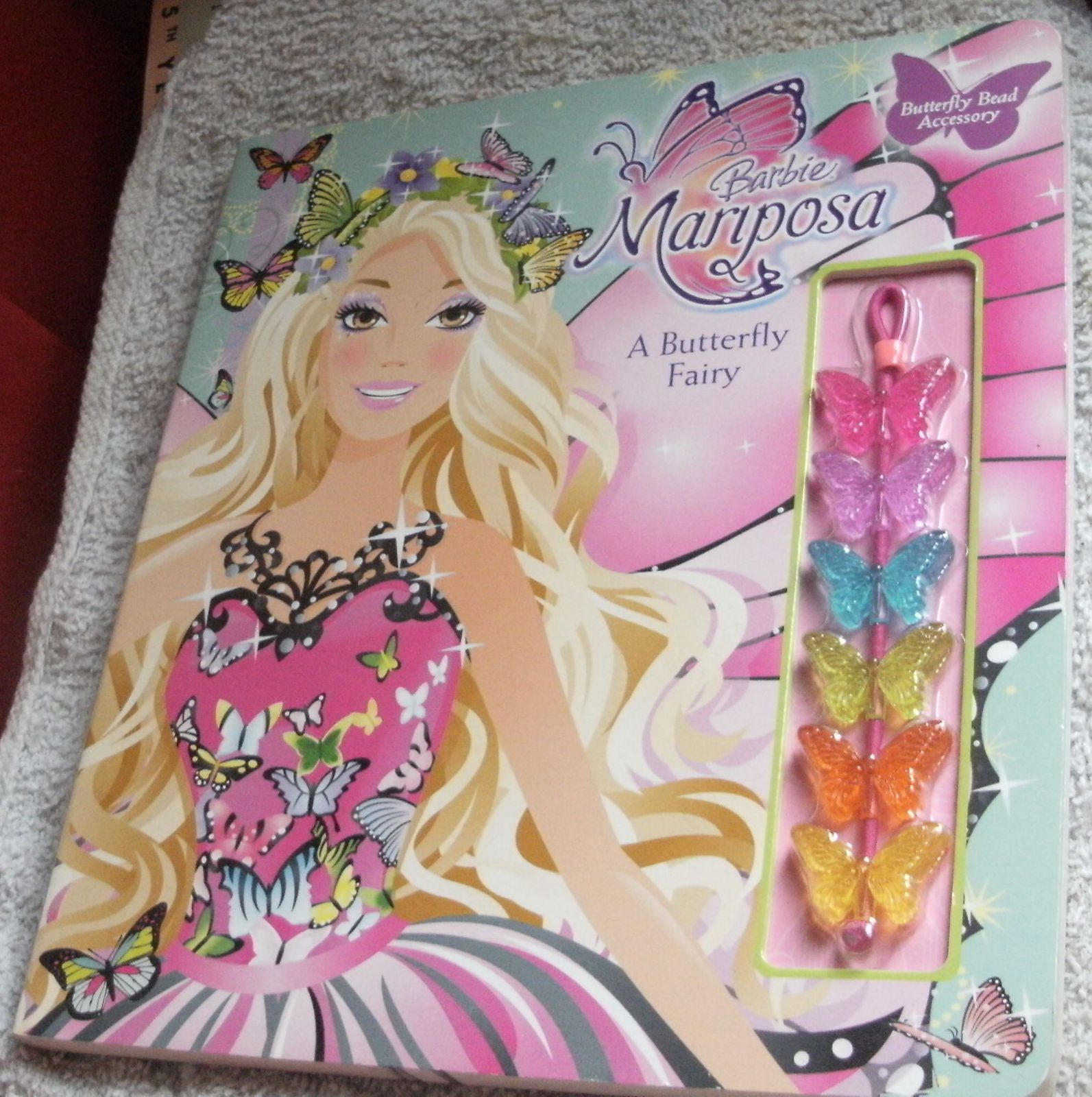 Barbie mariposa   cover