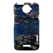 Claude Monet Water Lilies Hardshell Case for HTC One X - $14.07