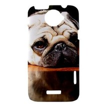Pug Puppy Dog Hardshell Case for HTC One X - $14.07