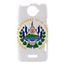 El Salvador Coat of Arms Hardshell Case for HTC One X - $14.07