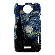 Van Gogh Starry Night Hardshell Case for HTC One X - $14.07