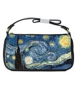 Van Gogh Starry Night Shoulder Clutch Bag - $16.87