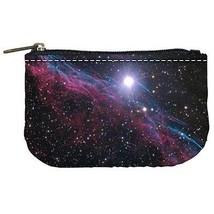 Block Big Nebula Galaxy Womens Coin Bag Purse - $6.29 CAD