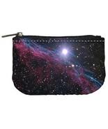 Block Big Nebula Galaxy Womens Coin Bag Purse - $4.72