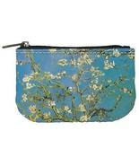 Van Gogh Almond Blossom Womens Coin Bag Purse - $4.72