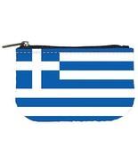 Greece Greek Flag Womens Coin Bag Purse - $4.72