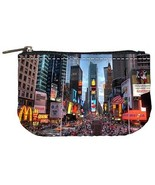 New York Times Square Womens Coin Bag Purse - $4.72