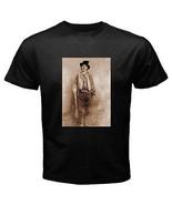 Billy The Kid Men's Black T-Shirt S,M,L,XL,2XL,3XL - $14.07