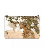 Giraffe 2 Sided Cosmetic Bag Medium Size - $8.46