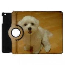 Maltese Puppy Dog Flip 360 case for ipad Mini - $17.81