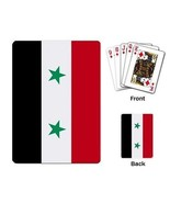 Syria Syrian Flag Deck of Playing Poker Cards - $8.46