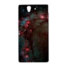Star Birth Nebula Galaxy Universe Hardshell Case for Sony Xperia Z L36H - $14.07