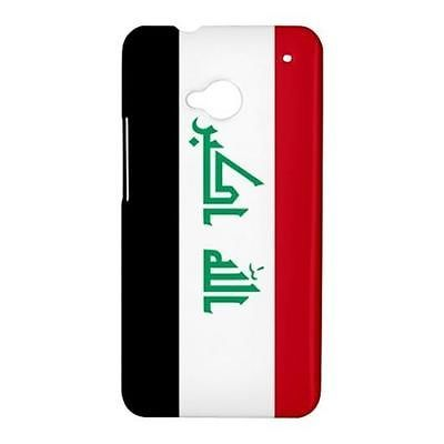Iraq Iraqi Flag Hardshell Case for HTC One M7