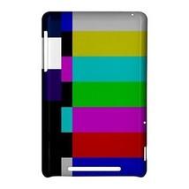 Television TV Color Bars Hardshell Case for Google Nexus 7 - $14.07