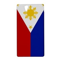 Philippines Filipino Flag Hardshell Case for Sony Xperia Z L36H - $14.07