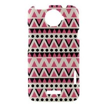 Vector Tribal Pattern Hardshell Case for HTC One X - $14.07