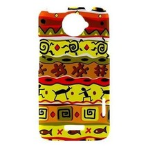 Seamless Tribal Pattern Hardshell Case for HTC One X - $14.07