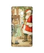 Merry Christmas Santa Claus Stockings Hardshell Case for Sony Xperia ion - $14.07