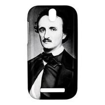 Edgar Allan Poe Hardshell Case for HTC One SV - $14.07