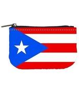Puerto Rico Puerto Rican Flag Womens Coin Bag Purse - $4.72