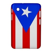 "Puerto Rico Flag Hardshell Case for Samsung Galaxy Tab 2 7"" P3100 P3110 - $18.74"