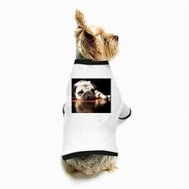 Pug Puppy Dog White Puppy Dog T-Shirt - $11.26