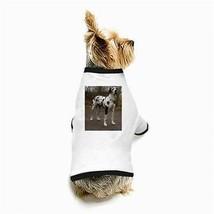 Great Dane Puppy Dog White Puppy Dog T-Shirt - $11.26