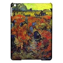 Van Gogh Red Vineyards Hardshell Case for ipad Air - $18.74