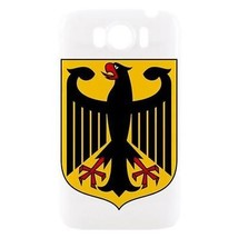 Germany German Coat of Arms Hardshell Case for HTC Sensation XL - $14.07