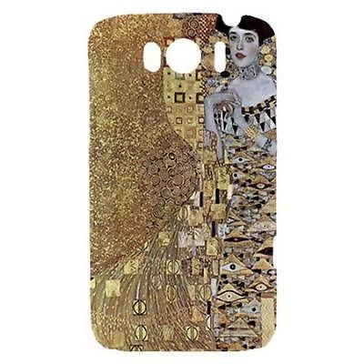 Gustav Klimt Portrait Adele Bloch Bauer Hardshell Case for HTC Sensation XL