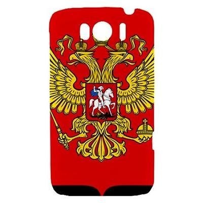 Russian Federation Coat of Arms Hardshell Case for HTC Sensation XL