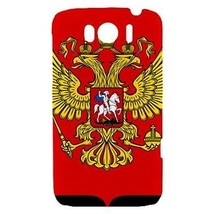 Russian Federation Coat of Arms Hardshell Case for HTC Sensation XL - $14.07