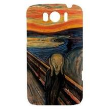 Edvard Munch The Scream Hardshell Case for HTC Sensation XL - $14.07