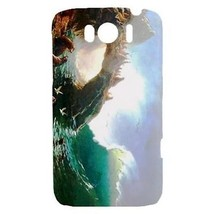 Seascape Painting Seals Seagulls Hardshell Case for HTC Sensation XL - $14.07