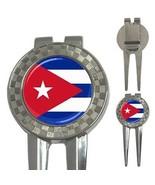Cuba Cuban Flag 3-in-1 Golf Divot - $8.46